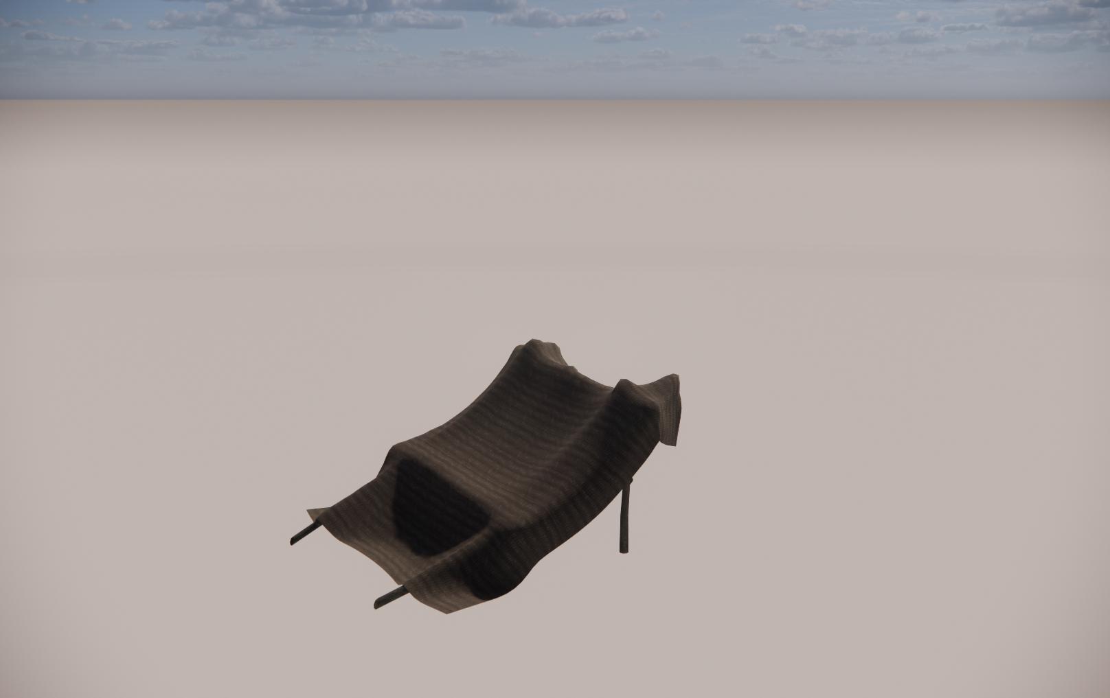 SHELTER FOR ICONIC NOMADS